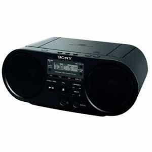 ソニー CDラジオ(ブラック) ZS-S40-B