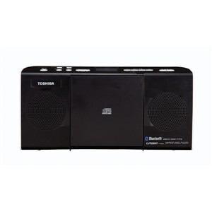 東芝 Bluetooth対応 CDラジオ ブラック TY-CW26-K
