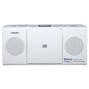 東芝 Bluetooth対応 CDラジオ ホワイト TY-CW26-W