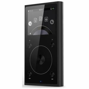 オヤイデ FIIOX1-2ND-GENERATION-BLACK 【ハイレゾ音源対応】 ハイレゾ・デジタルオーディオプレーヤー ブラック