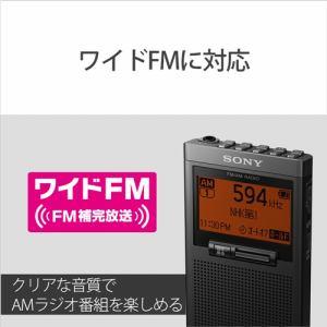 ソニー SRF-T355 FMステレオ/AM PLLシンセサイザーラジオ