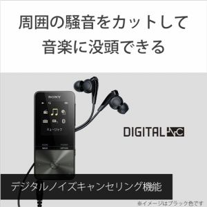 ソニー NW-S313K-B ウォークマン Sシリーズ[メモリータイプ] 4GB スピーカー付属 ブラック