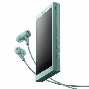 ソニー NW-A46HN-G 【ハイレゾ音源対応】 ウォークマン A40シリーズ 32GB ホライズングリーン