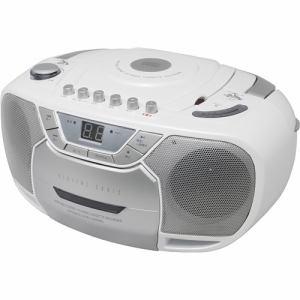 フィフティ DSCD-350 CDラジオカセットレコーダー