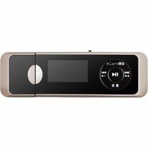 グリーンハウス GHYMPD16GM MP3プレイヤー 16GB ガンメタ