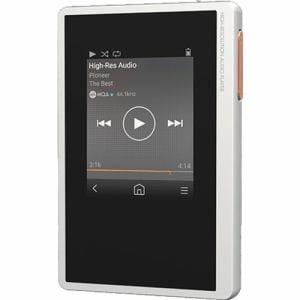 パイオニア XDP-20(W) 【ハイレゾ音源対応】 デジタルオーディオプレーヤー 「private(プライベート)」 16GB ホワイト