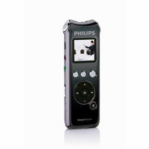 ステイヤー VTR8010 小型カメラ内蔵ボイスレコーダー 「PHILIPSVTR8010」 16GB ブラック