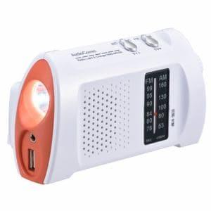オーム電機 RAD-M510N AudioComm スマホ充電ラジオライト