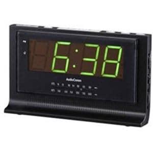 オーム電機 RADC867Z AM/FMクロックラジオ