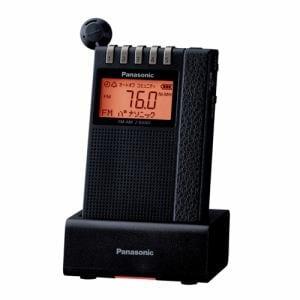パナソニック RF-ND380RK-K ワイドFM/AM 2バンドラジオ