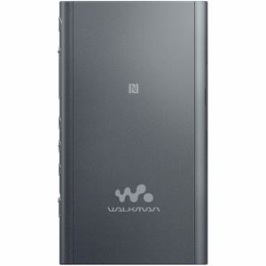 ウォークマン ソニー A50シリーズ  16GB NW-A55BM ウォークマン ウォークマンA50シリーズ 16GB グレイッシュブラック WALKMAN