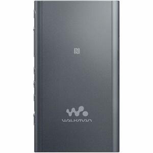 ソニー NW-A55HNBM ウォークマン ウォークマンA50シリーズ 16GB グレイッシュブラック