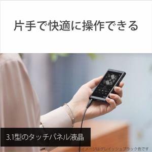 ソニー NW-A55LM ウォークマン ウォークマンA50シリーズ 16GB ムーンリットブルー WALKMAN