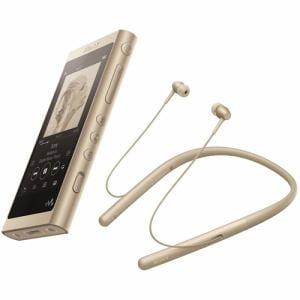 ソニー NW-A55WINM wirelessヘッドホン同梱ウォークマン ウォークマンA50シリーズ 16GB ペールゴールド