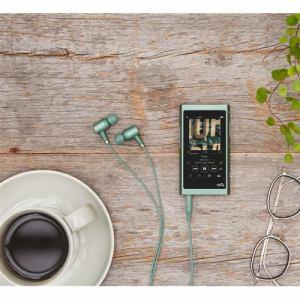 ソニー NW-A56HNGM ウォークマン ウォークマンA50シリーズ 32GB ホライズングリーン