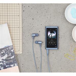 ソニー NW-A56HNLM ウォークマン ウォークマンA50シリーズ 32GB ムーンリットブルー