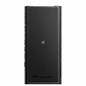 ソニー NW-ZX300GBM ウォークマン ウォークマンA50シリーズ 128GB ブラック