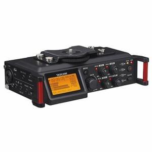 TASCAM(タスカム) DR-70D カメラ用リニアPCMレコーダー