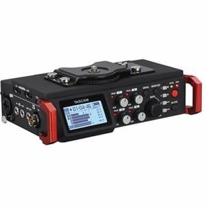 TASCAM(タスカム) DR-701D DSLR(カメラ)用 リニアPCMレコーダー/ミキサー HDMIコネクター搭載