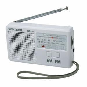 WINTECH KMR-60 AM/FMコンパクトラジオ