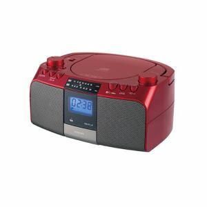 コイズミ SAD-4705/R CDラジオ