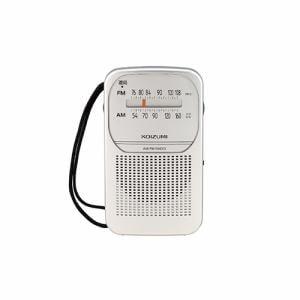 コイズミ SAD-7226/S AM/FMラジオ