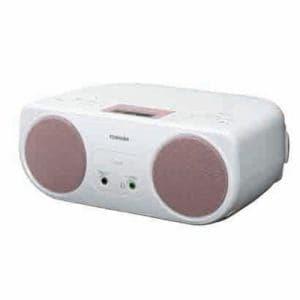 東芝 TY-C151(P) CDラジオ ピンク