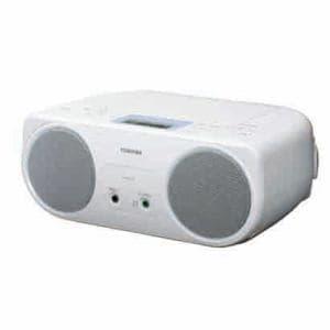 東芝 TY-C151(L) CDラジオ ブルー