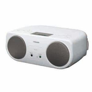 東芝 TY-C151(S) CDラジオ シルバー