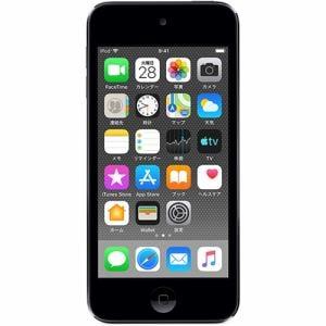 アップル(Apple) MVJ62J/A iPod touch (第7世代 2019年モデル) 128GB スペースグレイ