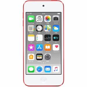 アップル(Apple) MVJ72J/A iPod touch (第7世代 2019年モデル) 128GB (PRODUCT)RED