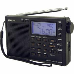 アイワ AR-MD20 ワールドバンドラジオ モノラル