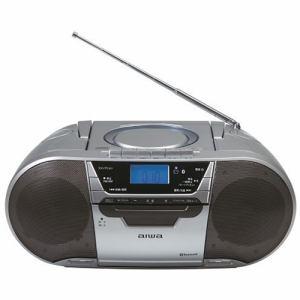 アイワ CSD-MV20B CDラジオカセットレコーダー