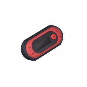 グリーンハウス GHYMPWP16RD 防水MP3プレーヤー レッド | ヤマダウェブコム