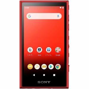 ソニー NW-A105 RM ウォークマンAシリーズ レッド
