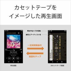 ソニー NW-A105HN RM ウォークマンAシリーズ レッド