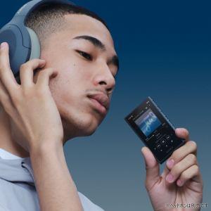 ソニー NW-A107 LM ウォークマンAシリーズ ブルー