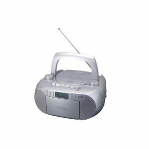 YAMADASELECT(ヤマダセレクト) YCDRC5G1S CDラジオカセットレコーダー  シルバー