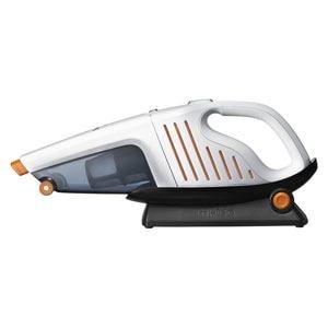 エレクトロラックス ハンディクリーナー 「Rapido」 アイスホワイト ZB5103