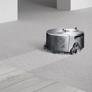 ダイソン 「Dyson 360 eye」 ロボット掃除機(ニッケル/ブルー) RB01NB