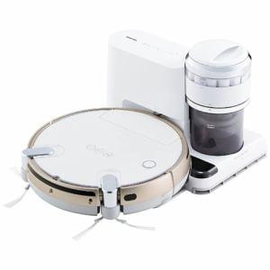 東芝 ロボット掃除機 「TORNEO ROBO(トルネオ ロボ)」 グランホワイト VC-RVS2-W