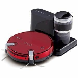 東芝 VC-RVS2-R ロボット掃除機 「TORNEO ROBO(トルネオ ロボ)」 グランレッド