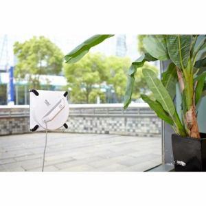 エコバックス W950 窓用ロボット掃除機 WINBOT W950  クラシックホワイト