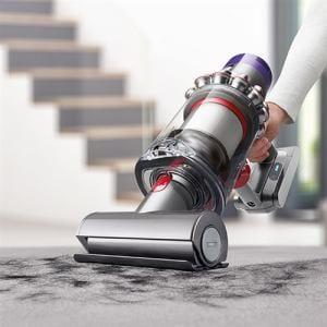 ダイソン SV12FFCOM コードレスサイクロン掃除機 Dyson v10 Fluffy+   レッド/アイアン/レッド