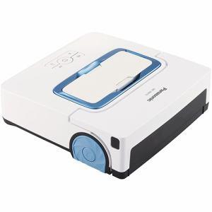 パナソニック MC-RM10-W 床拭きロボット掃除機「Rollan(ローラン)」 ホワイト