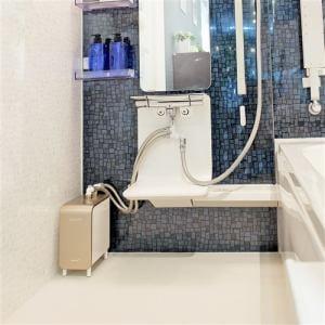 ハウステック AQ-S401 シャワー用軟水器 「アクアソフト(aqua soft)」