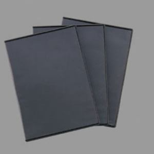 ナカバヤシ DVD-A007-3BK DVDトールケース 5枚収納 3枚セット ブラック