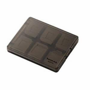 エレコム CMC-06MC メモリーカードケース 大容量タイプ microSD用