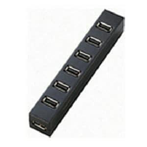 エレコム USBハブ U2HZ7S