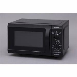 アイリスオーヤマ IMB-F183-5 単機能レンジ(東日本地域用) フラットテーブル 50Hz ブラック